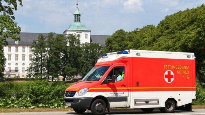 Rettungsdienst auch in Zukunft gesichert